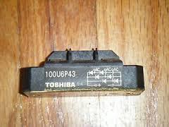 100U6P43 Diode Module from TOSHIBA